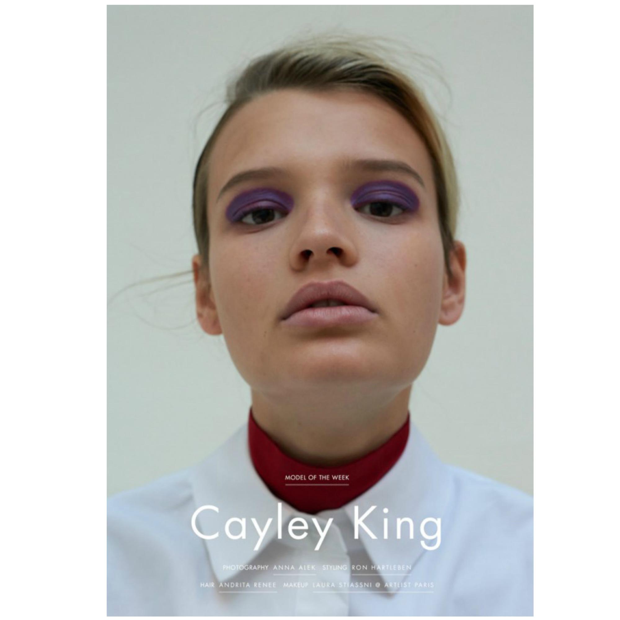 Ass Cayley King nude photos 2019